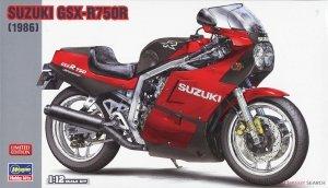 Hasegawa 21730 Suzuki GSX-R750R (1986) 1/12