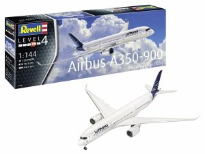 Revell 03881 Airbus A350-900 Lufthansa New Livery 1/144