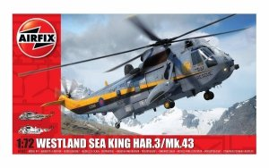 Airfix 04063 Westland Sea King HAR.3/Mk.43 1/72