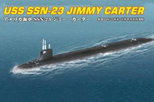 Hobby Boss 87004 USS SSN-23 Jimmy Carter 1/700