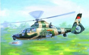 Trumpeter 05109 Chinese Z-9WA Helicopter 1/35