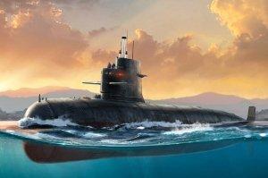 Hobby Boss 83518 PLA Navy Type 039 Song Class 1/350