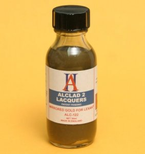 Alclad ALC 122 Mirrored Gold for Lexan 30ML
