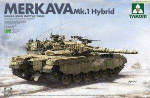 Takom 2079 Merkava Mk.1 Hybrid 1/35