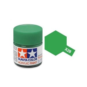 Tamiya 81028 Acryl X-28 Park Green 23ml