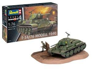 Revell 03294 T-34/76 Modell 1940 1/76