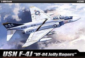 Academy 12305 USN F-4J VF-84 Jolly Rogers (1:48)