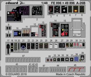 Eduard FE896 A-26B REVELL 1/48