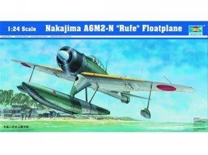 Trumpeter 02410 Nakajima A6M2-N Rufe Float Plane (1:24)