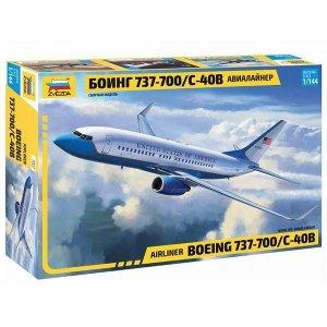 Zvezda 7027 BOEING 737-700 1/144
