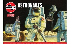 Airfix 00741V Astronauts 1/76