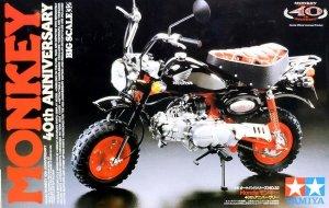 Tamiya 16032 Honda MONKEY 40th Anniversary 1/6