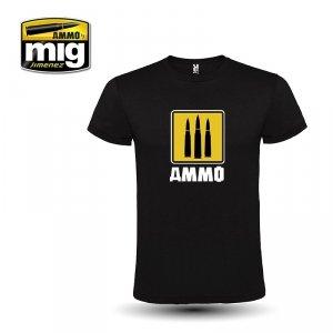 AMMO of Mig Jimenez 8055M AMMO 3 BULLETS, 3 FOUNDERS T-SHIRT ( rozmiar , size M)