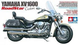 Tamiya 14135 Yamaha XV1600 RoadStar Custom 1/12