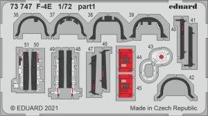Eduard 73747 F-4E FINE MOLDS 1/72