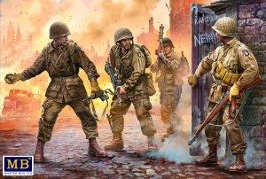Master Box 3574 creaming Eagles, 101st Airborne 1/35