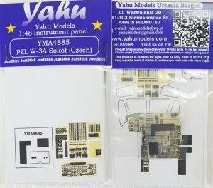 Yahu YMA4885 W-3A Sokol Czech 1/48