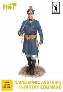 Hat 8328 Napoleonic Austrians Command 1/72