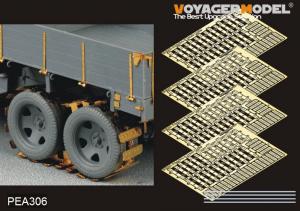 Voyager Model PEA306 WWII Soviet GAZ-AAA Cargo Track links (GP) 1/35
