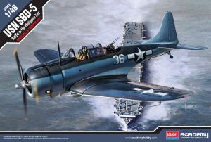 Academy 12329 USN SBD-5 Battle of the Philippine Sea 1/48