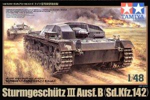 Tamiya 32507 Sturmgeschutz III Ausf. B (Sd.Kfz. 142)
