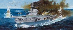 I Love Kit 65301 U.S. Navy Aircraft Carrier CV-5 USS Yorktown 1943 1/350