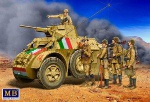 Master Box 35144 Italian Military men WWII 1/24