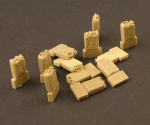 Panzer Art RE35-022 US ARMY Modern Canisters 1/35
