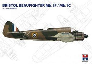 Hobby 2000 72002 Bristol Beaufighter Ic / If 1/72
