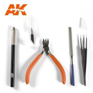 AK Interactive AK 9013 BASIC TOOLS SET