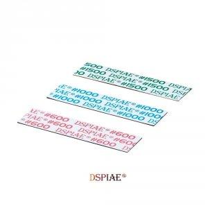DSPIAE WSP-MA1000 #1000 DIE-CUTTING ADHESIVE SANDPAPER / Samoprzylepny papier ścierny