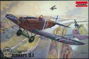 Roden 434 Junkers D.1