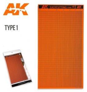 AK Interactive AK 8056 EASYCUTTING TYPE 1