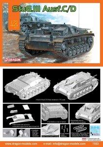 Dragon 7553 StuG.III Ausf.C/D (1:72)