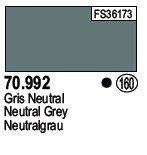 Vallejo 70992 Gris Neutral (160)