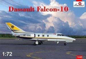 A-Model 72245 Dassault Falcon 10 1:72