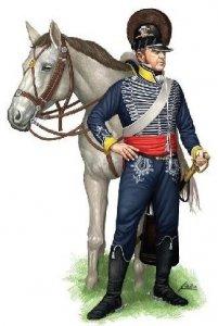 Hat 8307 Napoleonic British Light Dragoons 28mm
