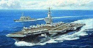 Trumpeter 05739 USS NIMITZ CVN-68 2005 1/700