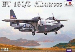 Amodel 01423-01 Hu-16C/D + decal UF-1 1/144
