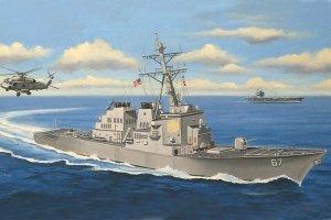 Hobby Boss 83410 USS Cole DDG-67 1/700