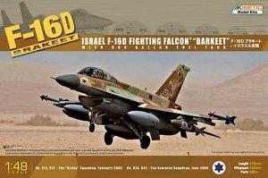 Kinetic K48009 F-16D IDF (1:48)