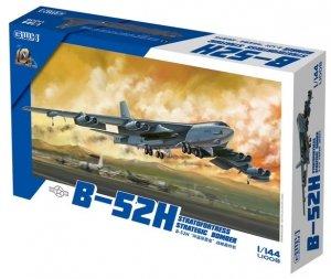 Great Wall Hobby L1008 B-52H Stratofortress Strategic Bomber 1/144