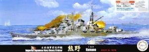 Fujimi 432489 IJN Heavy Cruiser Kumano 1944/Sho Ichigo Operation 1/700