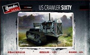 Thunder Model 35006 US Crawler SIXTY 1/35