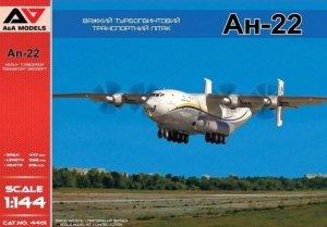 A&A Models 4401 An-22 1/144