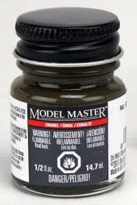 Model Master 2175 Gelboliv RAL 6014 NATO 15ml