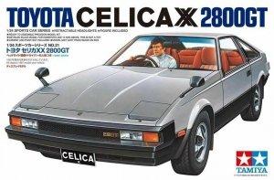 Tamiya 24021 Toyota Celica XX 2800 GT 1/24