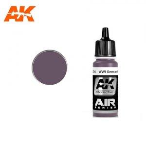 AK Interactive AK 2274 WWI GERMAN MAUVE 17ml