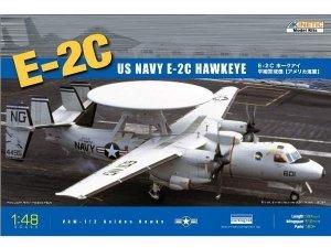 Kinetic K48013 Grumman E-2C Hawkeye (US. Navy) (1:48)