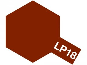 Tamiya 82118 LP-18 Dull red 10ml